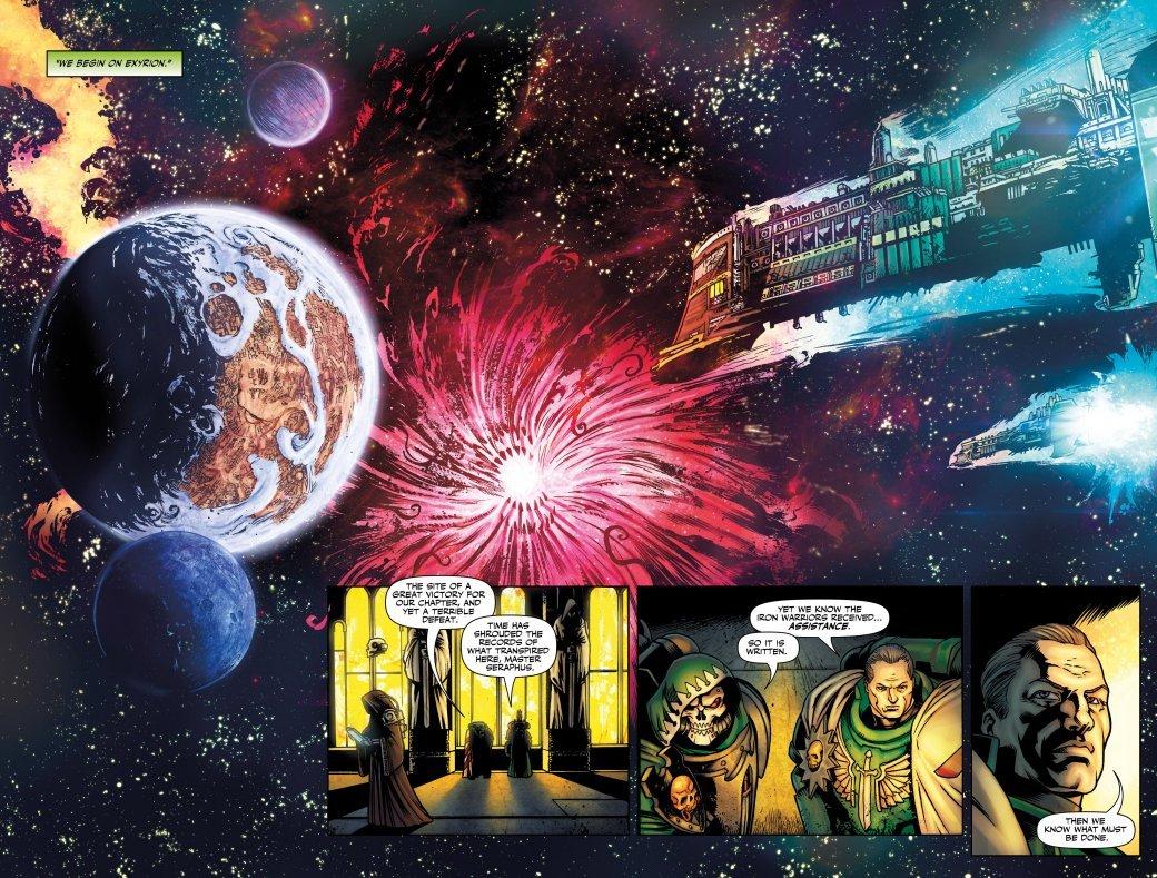 Самые крутые комиксы по Warhammer 40.000 | Канобу - Изображение 10513