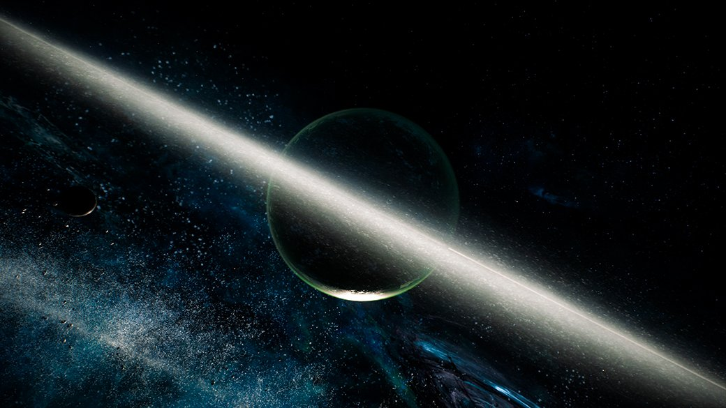 Потрясающий космос Mass Effect: Andromeda | Канобу - Изображение 7