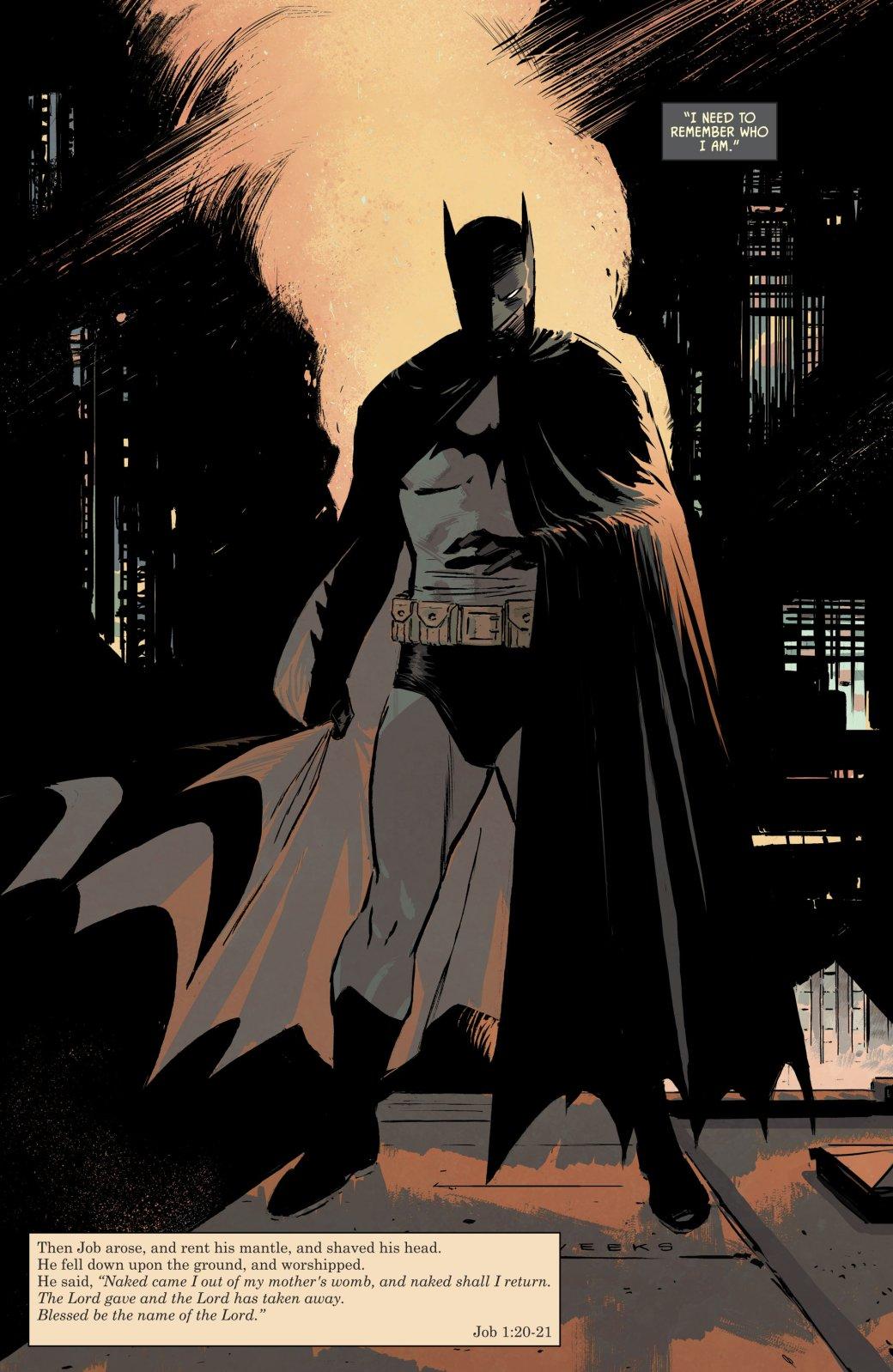 Год возвращения супертрусов— теперь уБэтмена сноваклассическийкостюм | Канобу - Изображение 3108