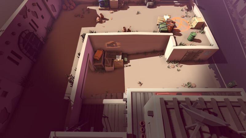 Моддер создал карту для Dota 2 в стиле CS:GO с видом сверху | Канобу - Изображение 5267