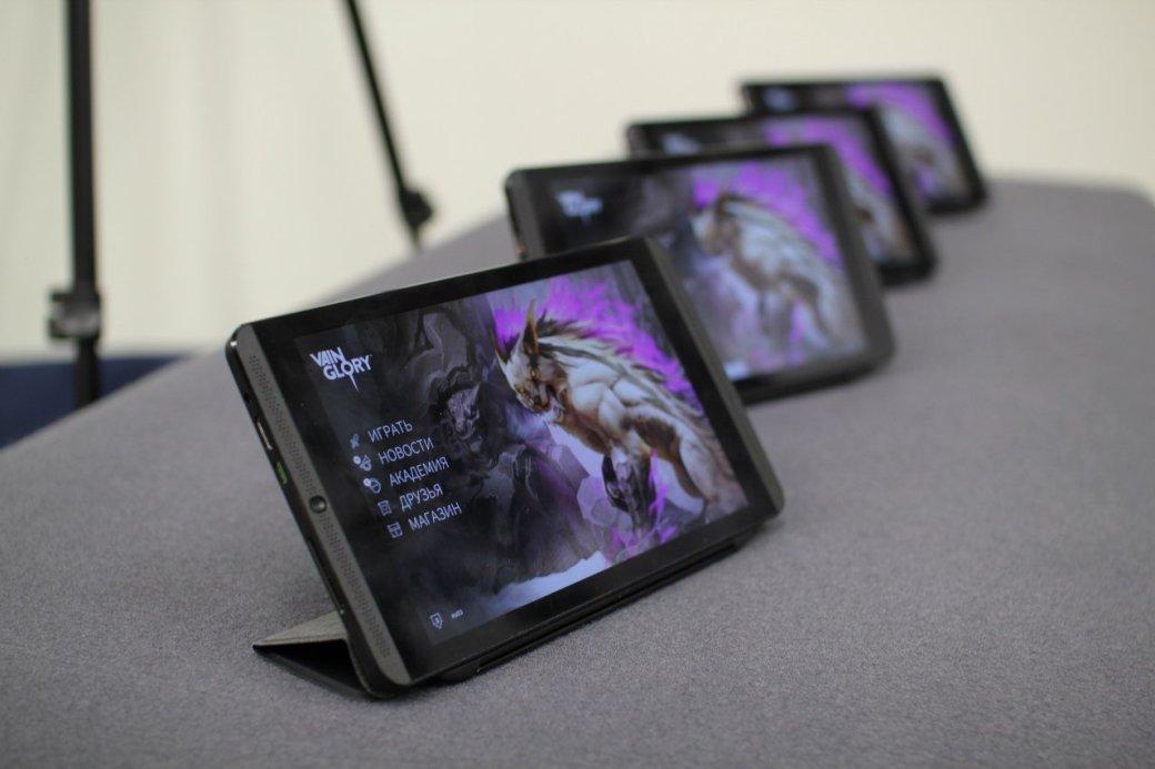 Vainglory: хардкор на планшетах | Канобу