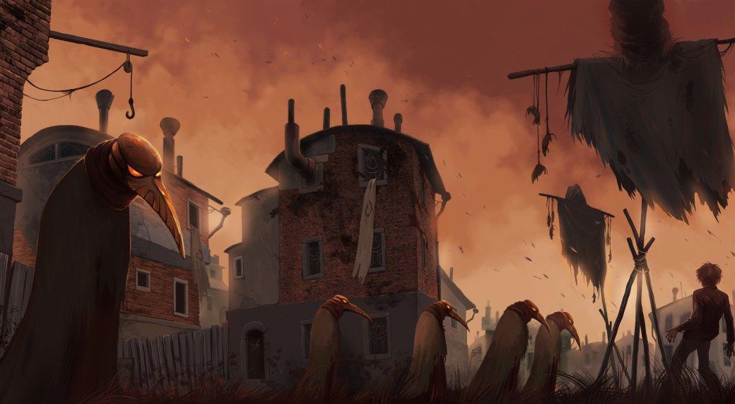 20 атмосферных скриншотов ремейка «Мора»   Канобу