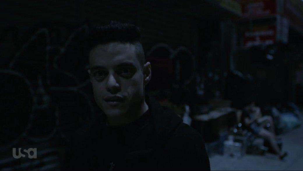 Все пасхалки из 1 эпизода 3 сезона «Мистера Робота». - Изображение 3