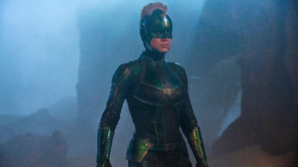 Галерея. Вспоминаем костюмы Кэрол Дэнверс изкомиксов вчесть выхода «Капитана Марвел» | Канобу - Изображение 2287