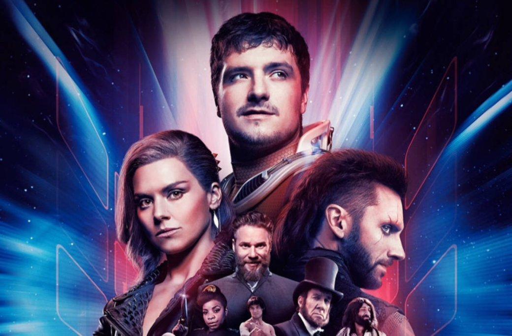 3апреля напотоковом сервисе Hulu вышел третий ифинальный сезон фантастического комедийного сериала «Человек будущего» (Future Man). Достойнымли получилось окончаниешоу отсоздателей «Проповедника» и«Пацанов»?