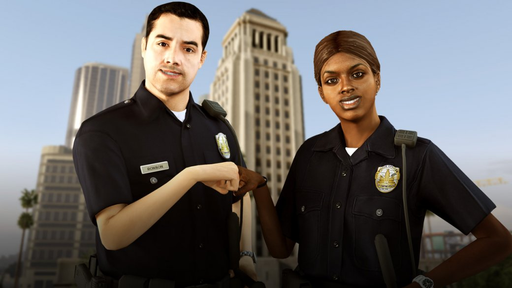 Гифка дня: никто неуйдет отправосудия вGrand Theft Auto V | Канобу - Изображение 1