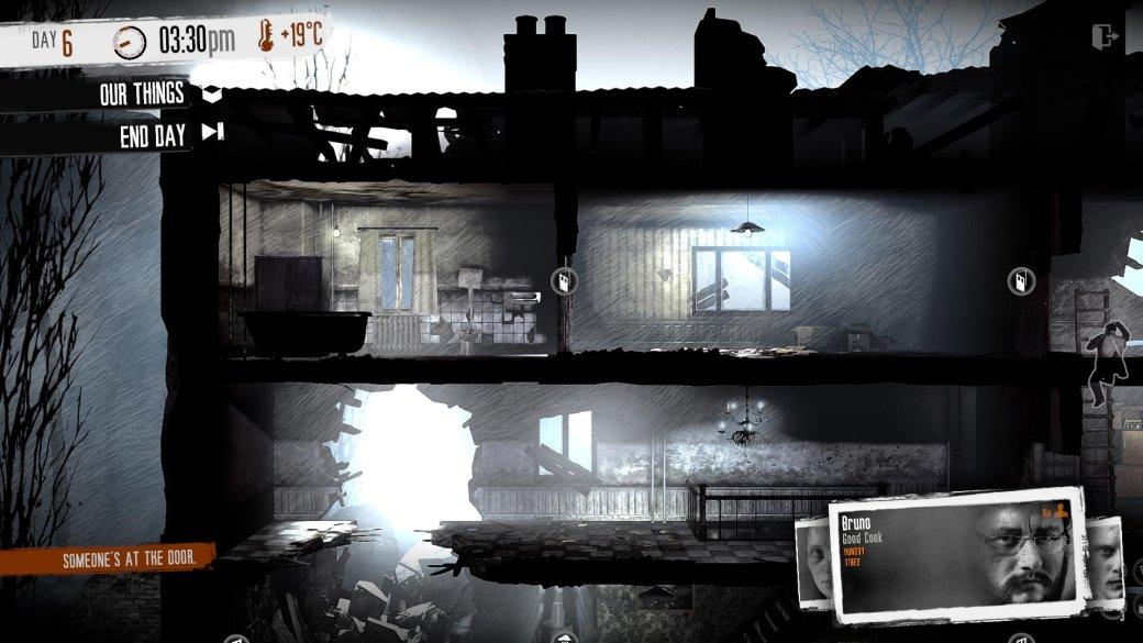 Рецензия на This War of Mine | Канобу - Изображение 1