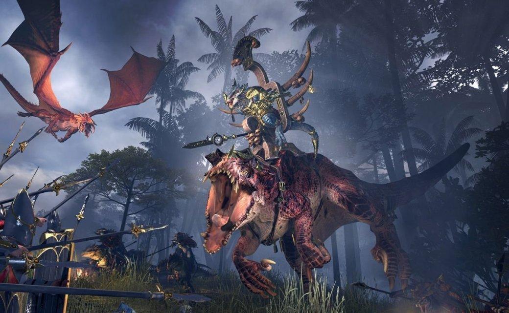 Первый геймплей Total War: Warhammer 2 на E3 2017. Что мы узнали? | Канобу - Изображение 1