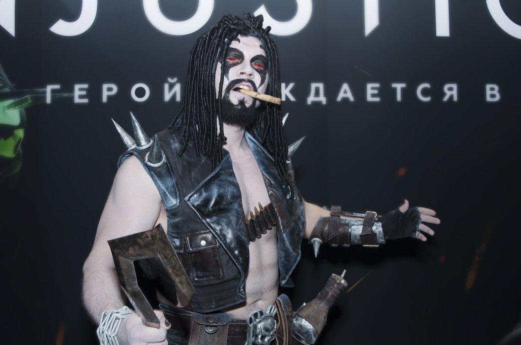 Фотоотчет с«ИгроМира» иComic Con Russia 2016. День2 | Канобу - Изображение 7940