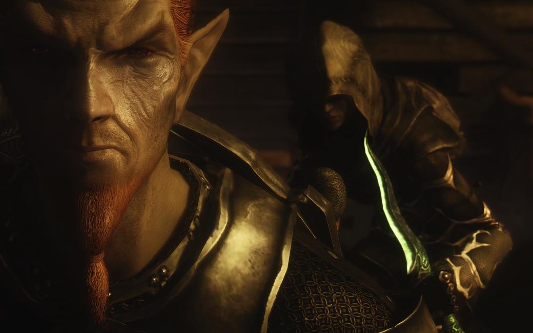 Лица The Elder Scrolls 5: Skyrim | Канобу - Изображение 11