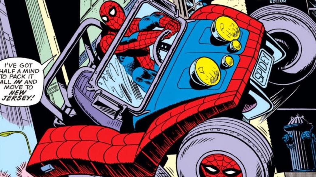 Пасхалки иотсылки в«Человеке-пауке: Через вселенные»: отLooney Tunes дотрилогии Сэма Рэйми | Канобу - Изображение 26