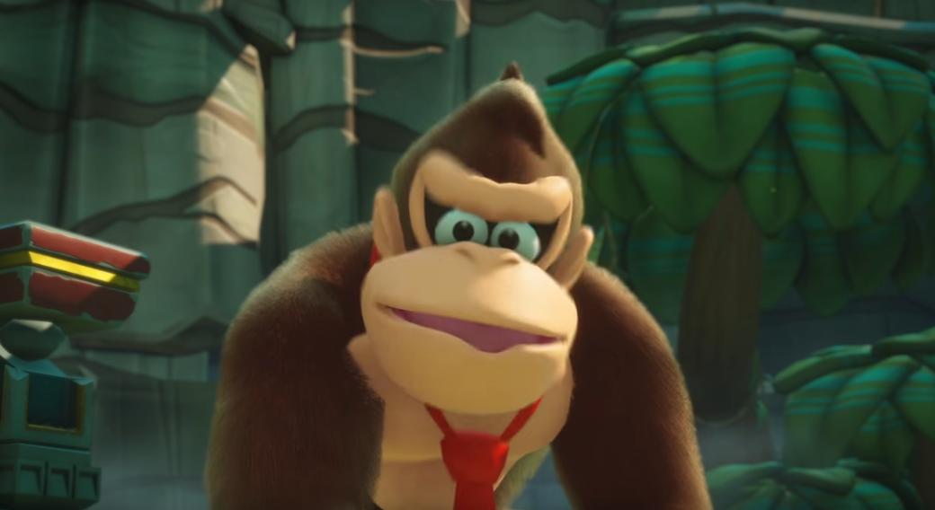 E3 2018: Donkey Kong прибудет вMario + Rabbids вместе сновым DLC. - Изображение 1