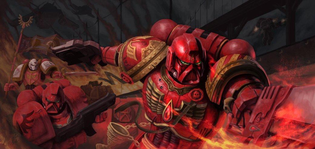 Автор фанатских фильмов по Warhammer 40k поставит официальный мультсериал в этой вселенной   Канобу - Изображение 1