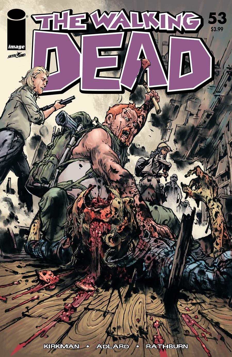«Ходячим мертвецам» 15лет! Комикс отмечает юбилей обложками с самыми яркими сценами | Канобу - Изображение 9742
