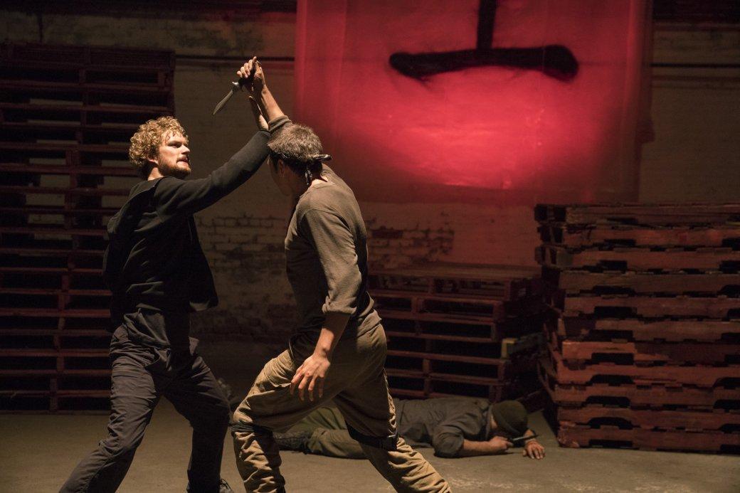 Почему драки в «Железном кулаке» сняты настолько плохо?  | Канобу - Изображение 10074
