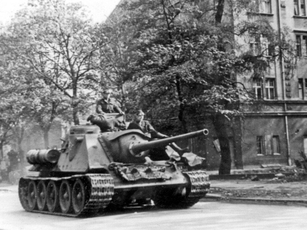 Танки и самоходные установки из World of Tanks, принимавшие участие в битве за Берлин | Канобу - Изображение 7821