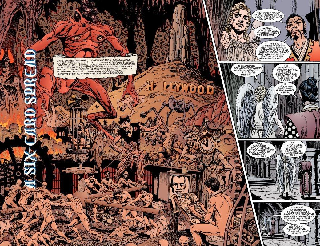 Как Дьявола изображают всовременной поп-культуре: игры, кино, сериалы, книги, комиксы. - Изображение 8