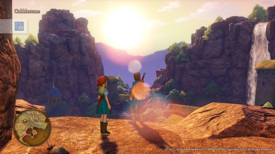 50 невероятно красочных скриншотов Dragon Quest XI | Канобу - Изображение 11519