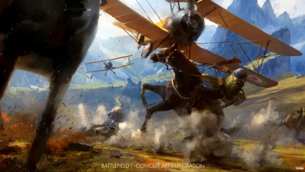 DICE объяснила новый режим и новые классы Battlefield 1 | Канобу - Изображение 10250